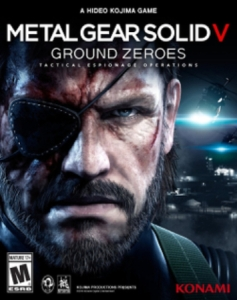 Metal Gear Solid V: Ground Zeroes (2014) XboxOne - Ep14